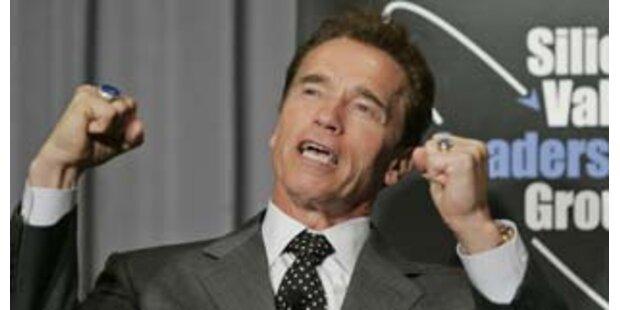 Arnie ist einer von