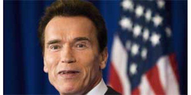 Budgetkrise in Kalifornien - Schwarzenegger kürzt Gehälter