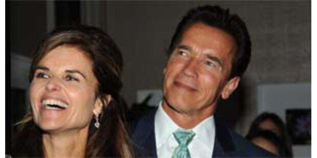 Schwarzenegger darf wieder zu Maria ins Bett