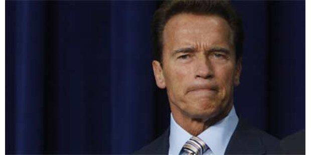 Schwarzenegger hat Steuerschulden