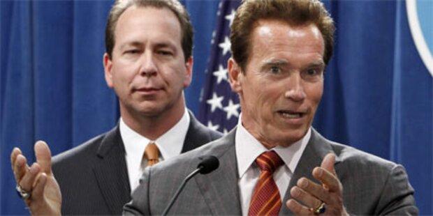 Schwarzenegger will ins Weiße Haus
