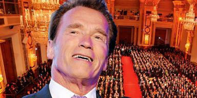Arnie Schwarzenegger kommt nach Wien