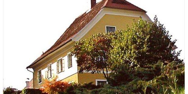 Arnies Haus steht zum Verkauf