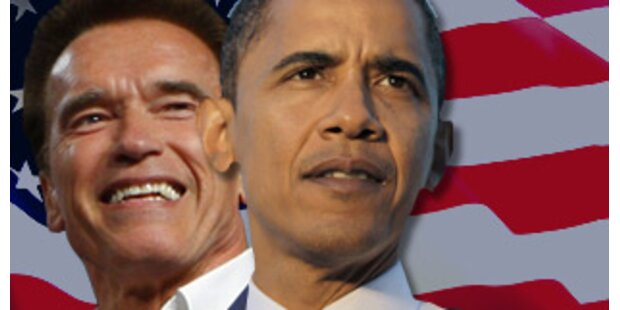 Wird Arnie Obamas Umweltminister?
