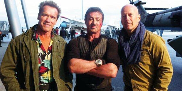 Stuntman starb bei Schwarzenegger-Dreh