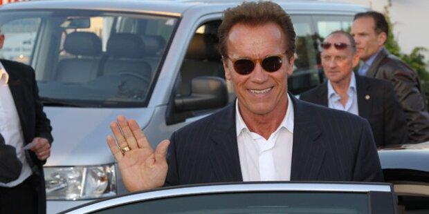 Arnie: Neuer Look & neuer Job!