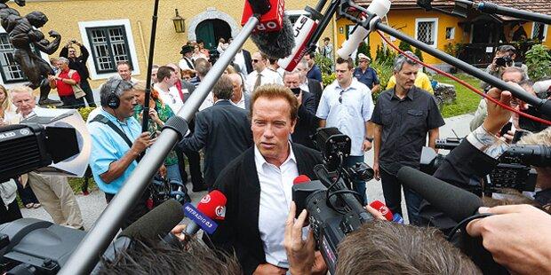 Arnie erobert Europa