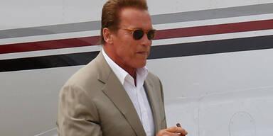 Arnold Schwarzenegger in Österreich