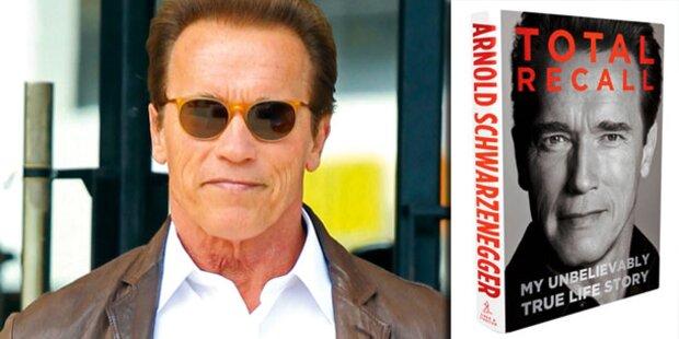 Arnie: So schauen seine Memoiren aus