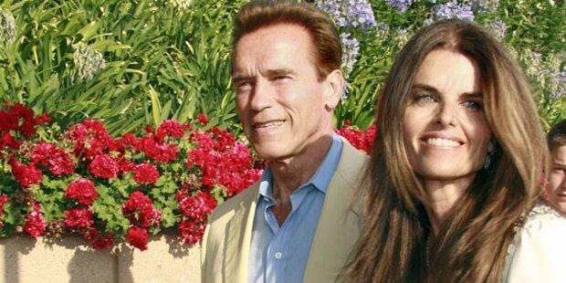 Arnie & Maria: Scheidung geht weiter