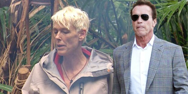 Brigitte Nielsen packt über Arnie aus