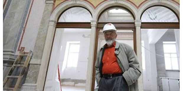 Arnulf Rainer - Museum eröffnet!
