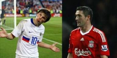 Keane zurück zu Tottenham, Verwirrung um Arschawin