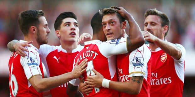 Arsenal-Star wechselt zu Liga-Rivalen