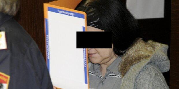 Arsen-Witwe bleibt für immer hinter Gittern