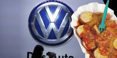 VW verkauft mehr Currywürste als Autos