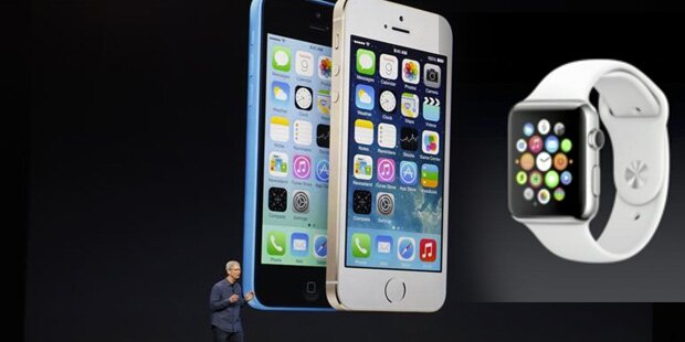 Apple greift mit 2 iPhone 6 & Apple Watch an