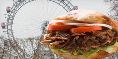Prater: Kebab-Liebhaber wegen Rülpser angezeigt
