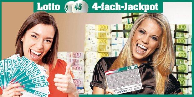 Jetzt GRATIS-Lotto-Tipps gewinnen
