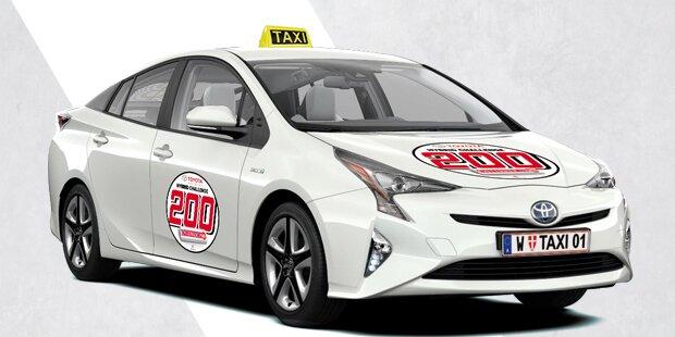 Mitmachen & neuen Toyota Prius gewinnen!