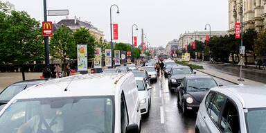 Ab Freitag Chaos in ganz Wien