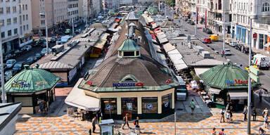 Das ist der beliebteste Markt in Wien