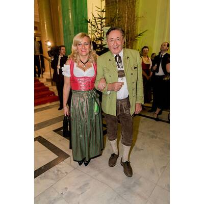 96. Jägerball in der Wiener Hofburg