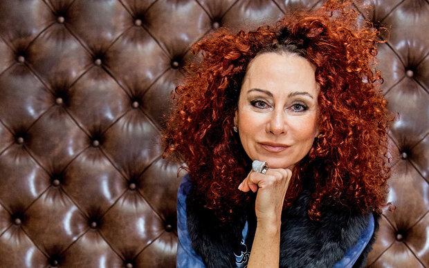 Christina Lugner im MADONNA-Talk