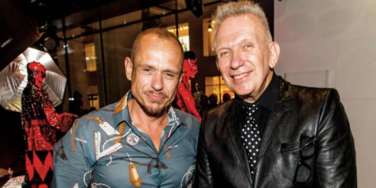 Gaultier eröffnet Kristall-Welt