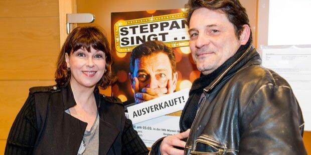 Andreas Steppan singt jetzt auch noch
