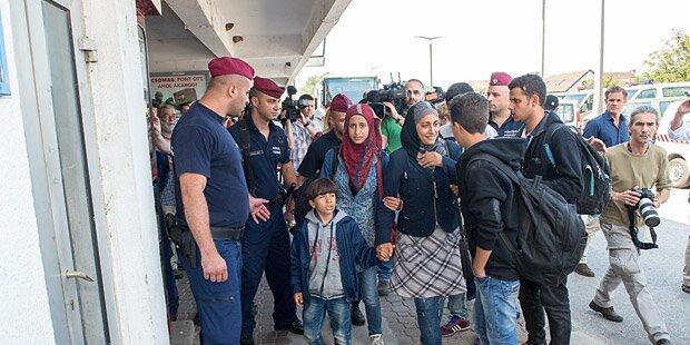 Asyl: 10.000 Antragsteller verschwunden