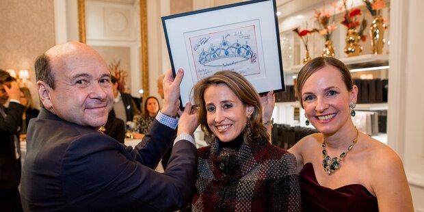 Charity-Quadrille brachte 32.000 Euro