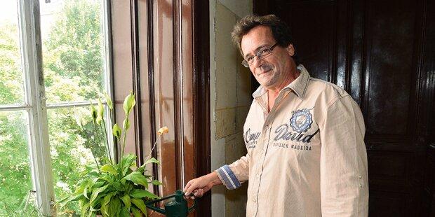 Blumen-Freund stoppt Einbrecher