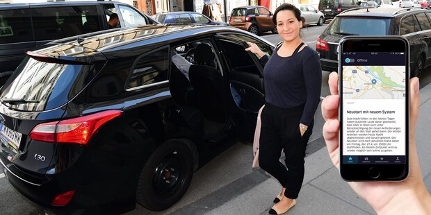 Uber: Krieg mit Taxis geht weiter
