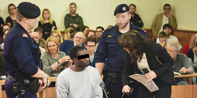 Lebenslang: Kollaps nach Höchststrafe