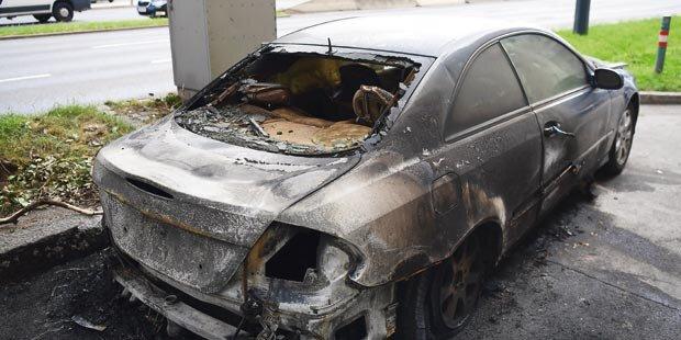 Polizei jagt Feuerteufel