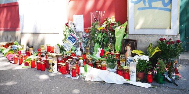 Heute wird Polizei-Held Daniel begraben
