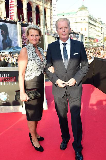 """Mission: Impossible""-Premiere in Wien: Die Promi-Gäste"