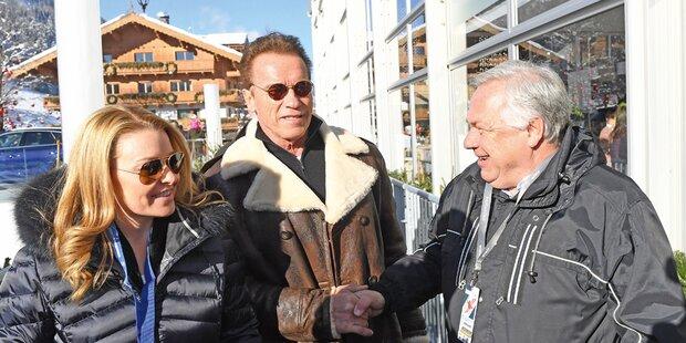 ÖSTERREICH mit Arnie & Co