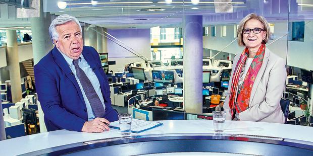 Mikl-Leitner Fellner oe24.TV