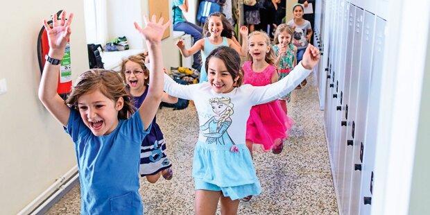 Buntes Programm für alle Tiroler Kids