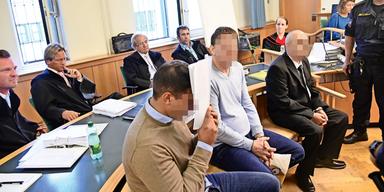 Clan-Chef Ex-Schwiegersohn töten Wien Prozess