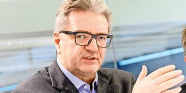 wiener Gesundheitsstadtrat Peter Hacker