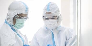 2.588 Neuinfektionen und 57 Todesfälle