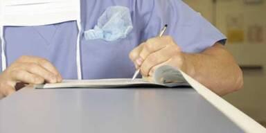 Ärzte wegen fahrlässiger Tötung angeklagt