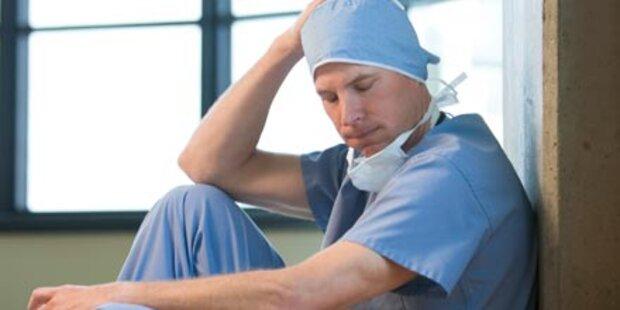 Burn-out: So kaputt sind unsere Ärzte