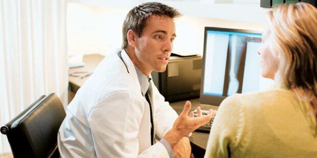 Österreicher vertrauen auf Hausarzt