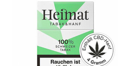 """Erste """"Hanf-Tschick"""" kommt auf den Markt"""