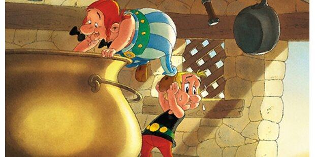 Neuer Asterix-Band löst Rätsel um Obelix