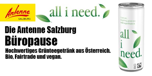 Die Antenne Salzburg Büropause